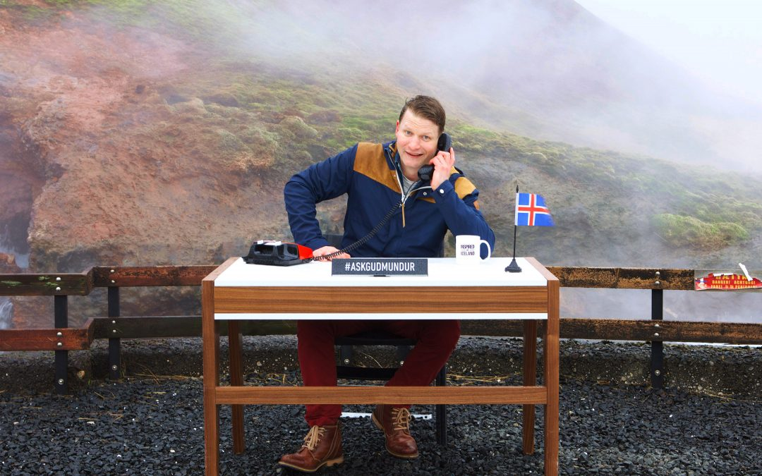 Rebranding Iceland: Inspired by Iceland – How They Did It